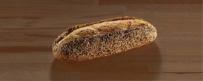 pain aux graines Qualista